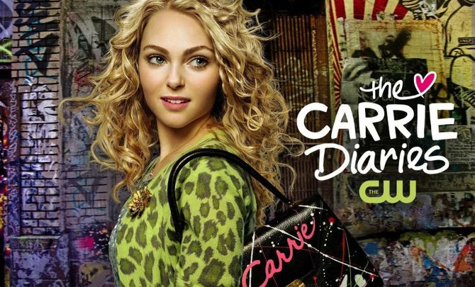 carrie diaries poster